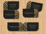 Sara El Emary Business Card