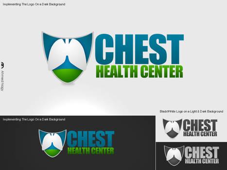 Chest Health Center Logo