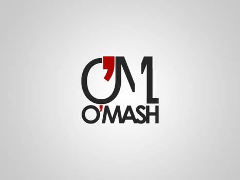 O'Mash Logo - 1st Try