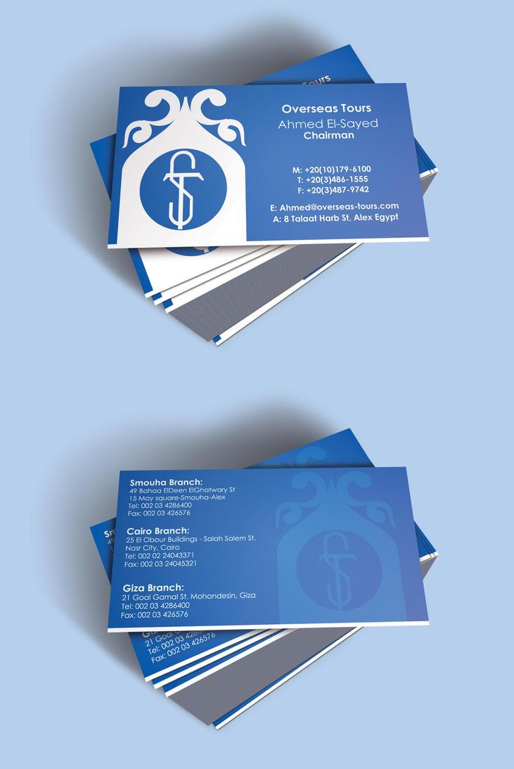 overseas tours business card by xtrdesign on deviantart