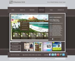 E-Business Grid Portfolio