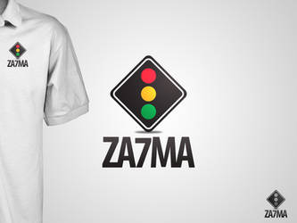 Za7ma Logo