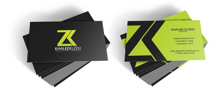 Khaled El Zeki Card