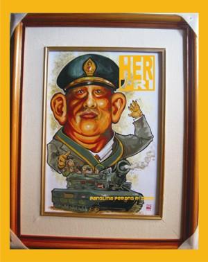 Karikatur Panglima Perang RI08 by herpri