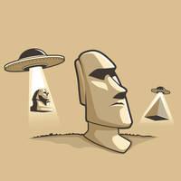 Alien myths by Naolito