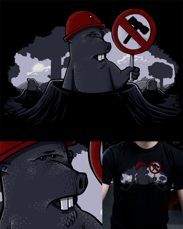 Don't wack a mole by Naolito