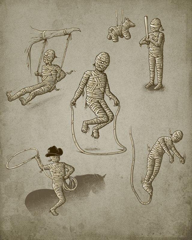 Ancient fun