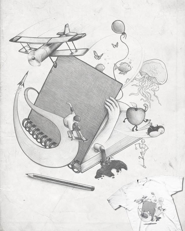 Sketchbook by Naolito