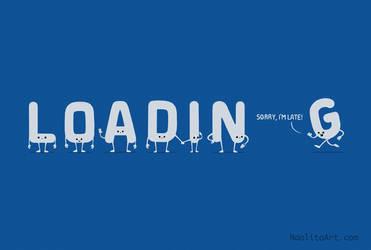 Loading by Naolito