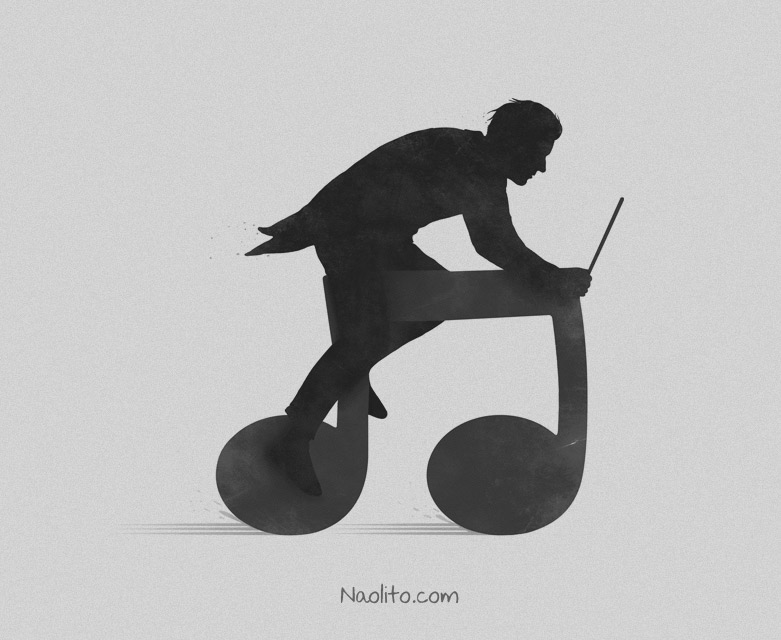 Music Conductor by Naolito