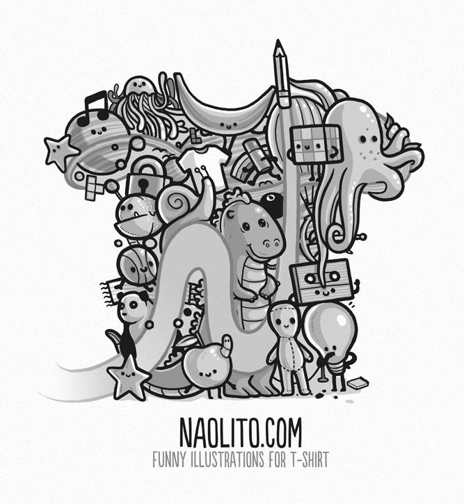 Promotional Image Naolito.com by Naolito