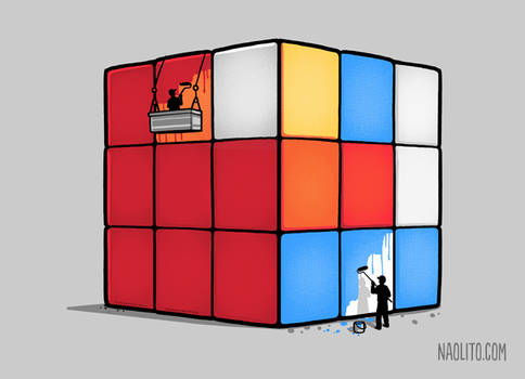 Solving the cube