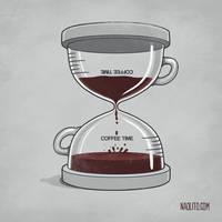 Coffee Time by Naolito