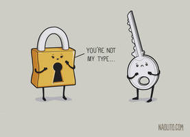 You're Not My Type by Naolito