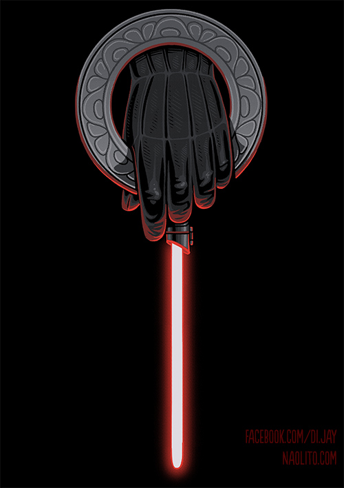 Hand of the Emperor by Naolito