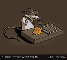 Indiana Mouse - T-shirt of the week
