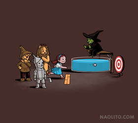 Deadly Game by Naolito