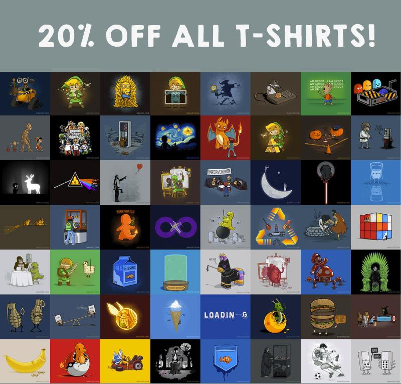 20% sale! by Naolito