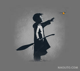 Snitch Catcher by Naolito