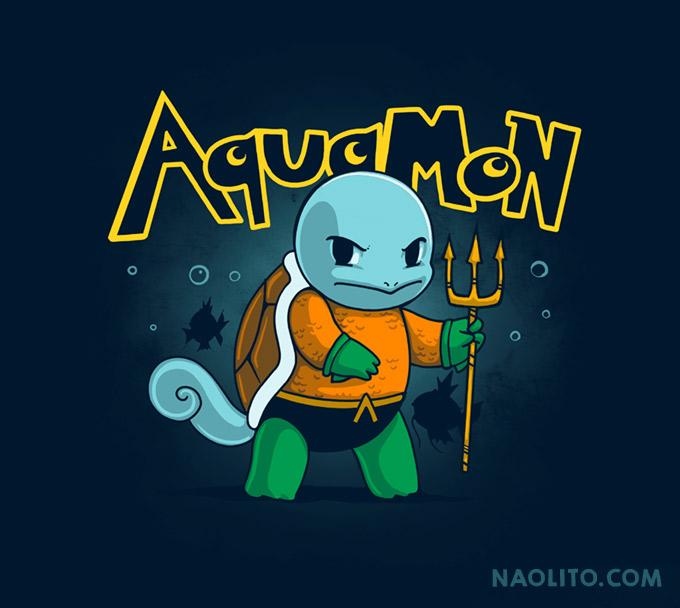 Aquamon by Naolito