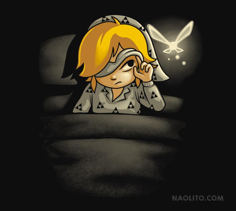 Insomnia by Naolito