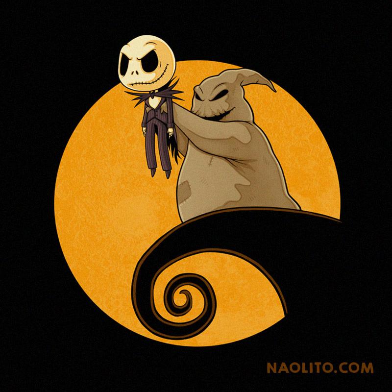 Halloween King by Naolito