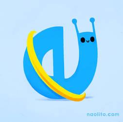 Internet explorer logo by Naolito