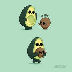 Tired Avocado