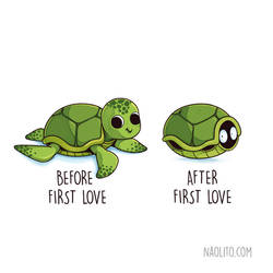Before And After First Love