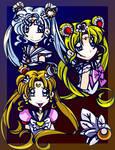 Legendary Sailor Senshi