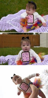 Baby Nyan Cat