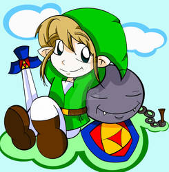 Link and BowWow