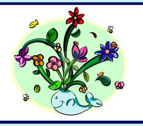 Whale Flower