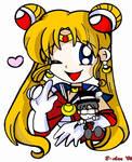 Sailor Moon: The Boy Is Mine
