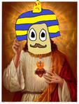 Escarfot-Jesus