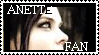Anette Olzon Fan Stamp by Siriawolf
