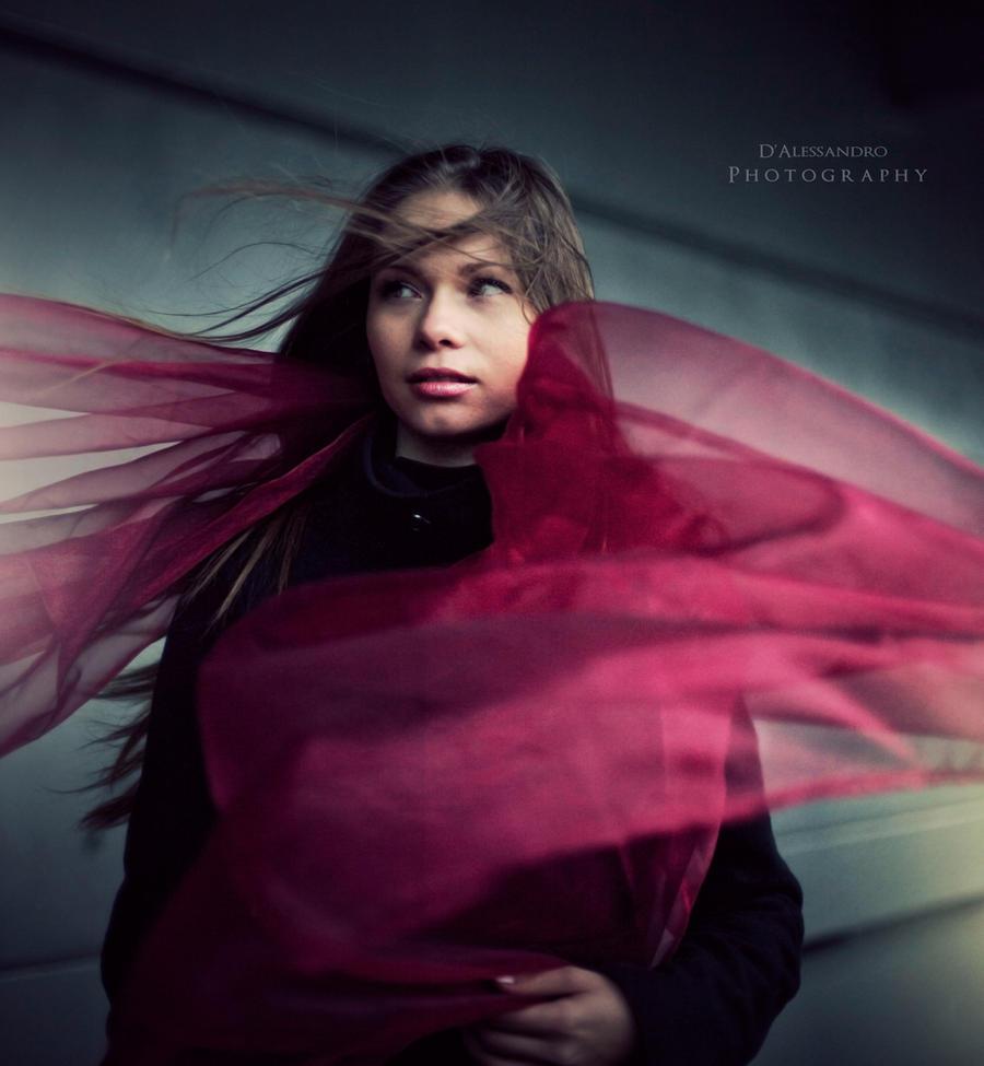 Red Bradislava red by DAlessandroPh