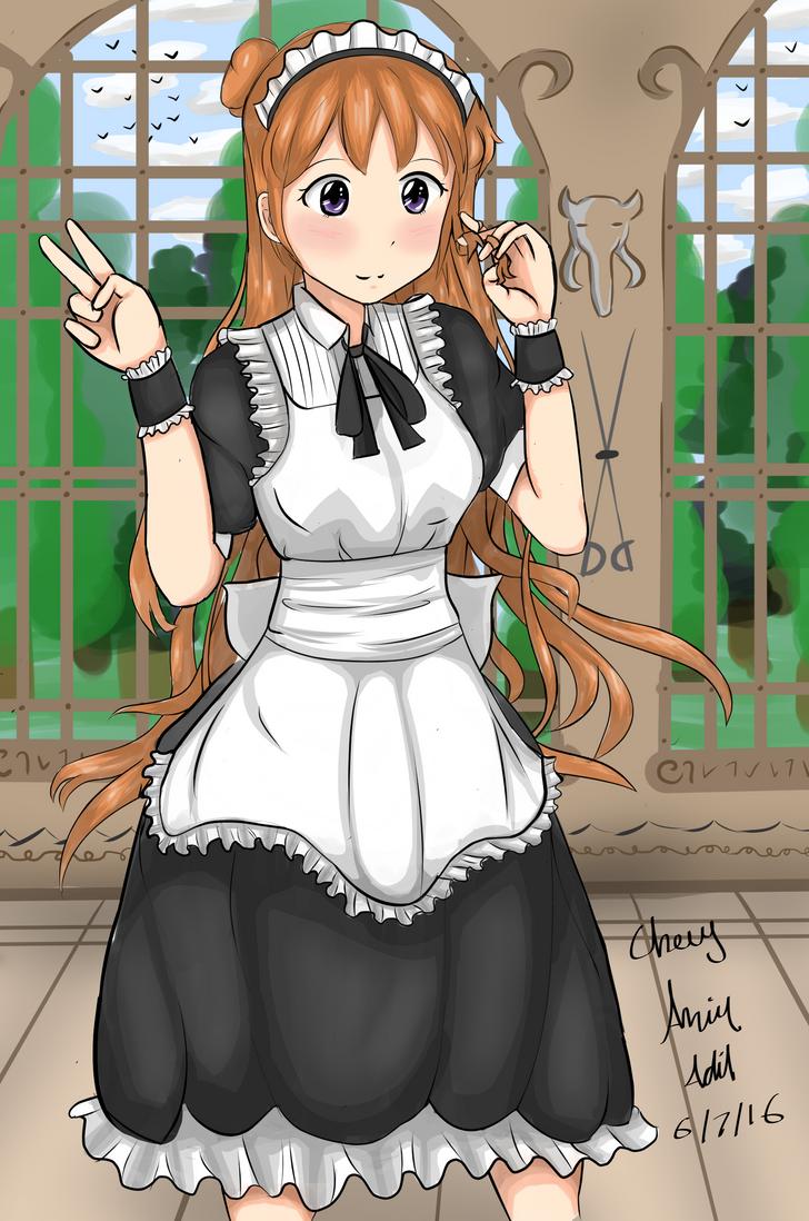 Maid by ChewChuu