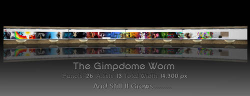 GimpDome Worm promo 1 by HiTech-Hillbilly