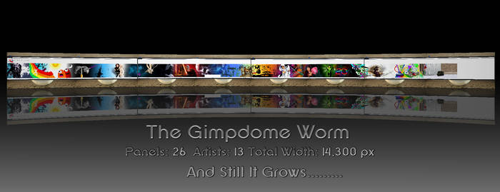 GimpDome Worm promo 1