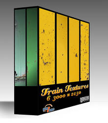 Train Texture Pack 1