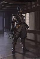 Mortal Kombat X - Feudal Kitana by Eleeron