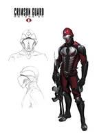 Crimson Guard by Eleeron