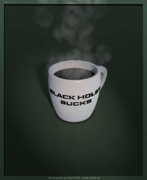 Black Holes Sucks