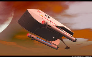 TOS Shuttle 08 by Sven1310