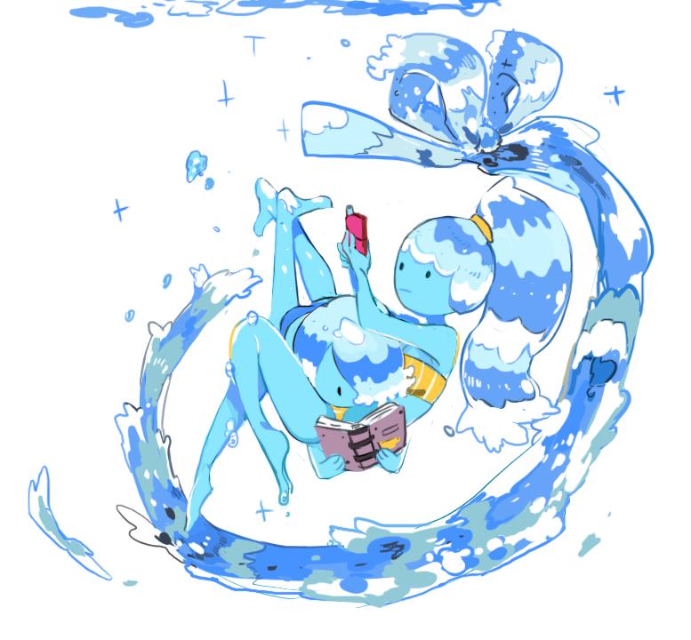waternymph by gyehu