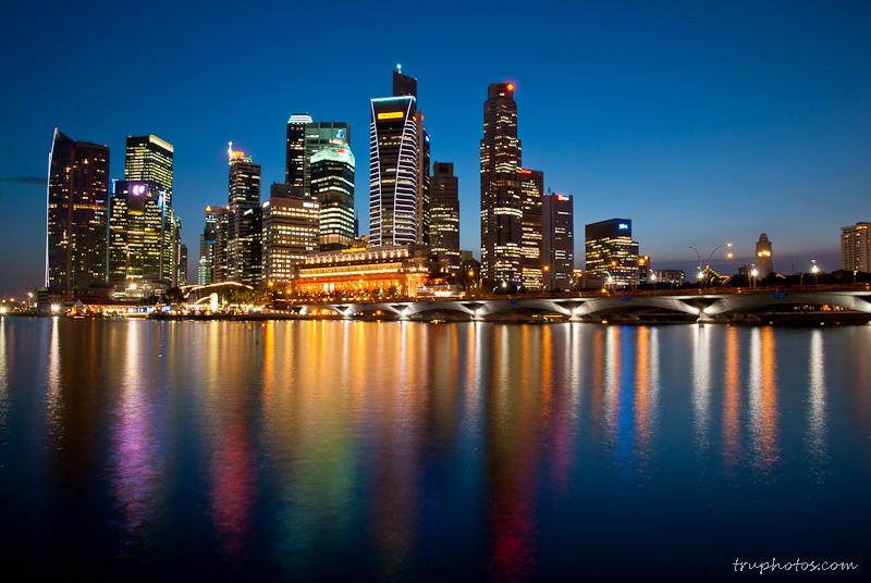 City of lights by gnohz