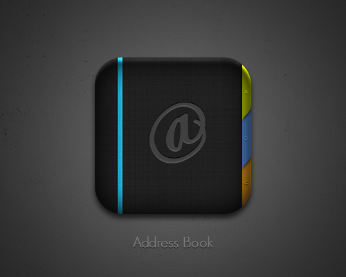 Address Book by luisperu9