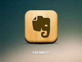 Evernote icon by luisperu9