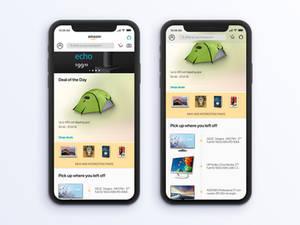 Amazon iPhone app 4.25.36 PM